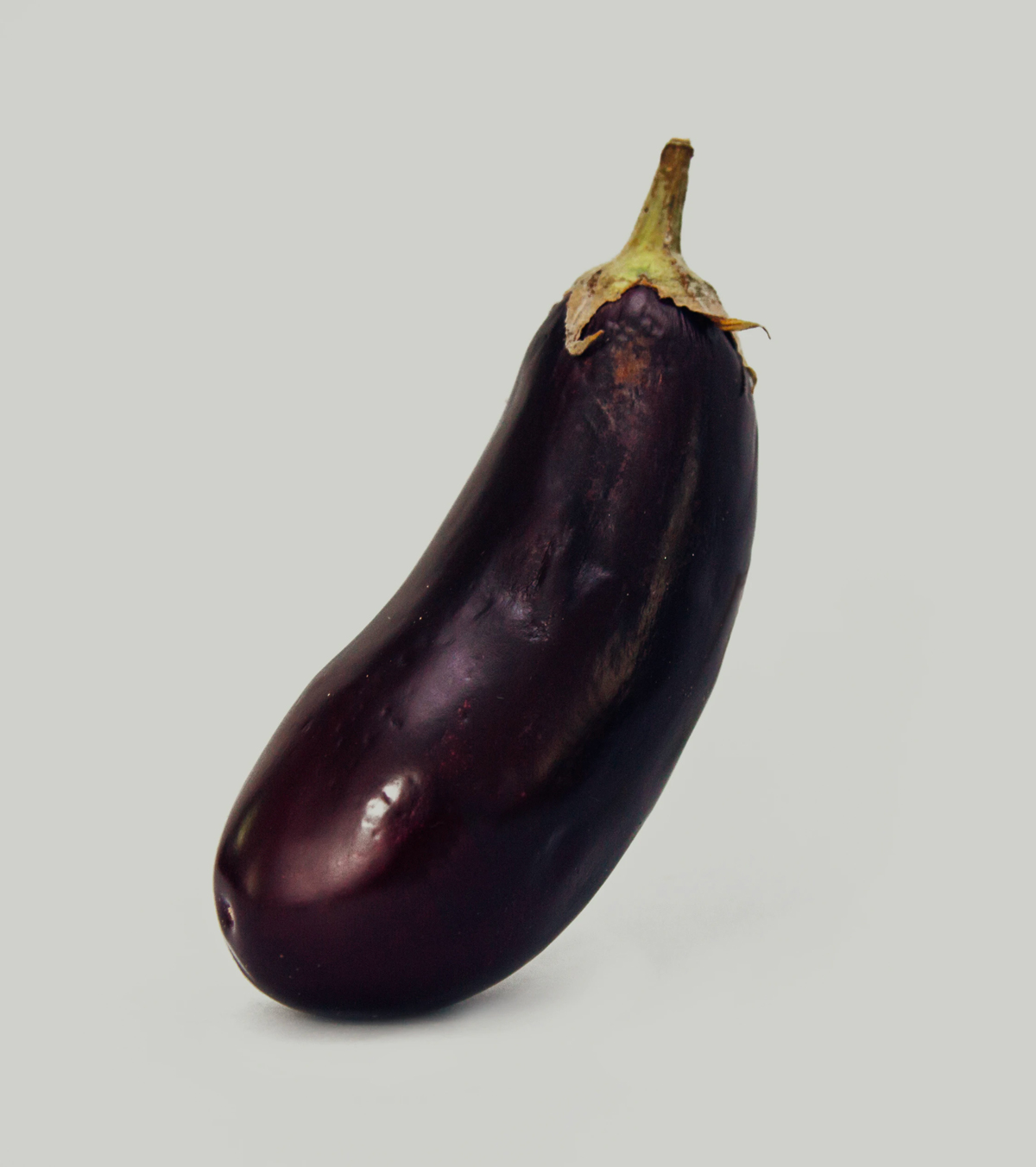 Photo of an eggplant: How to get a big dick.